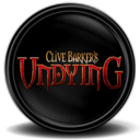 128x128px size png icon of Clive Barkers Undying 5