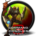128x128px size png icon of Command Conquer 3 KanesWrath new 1