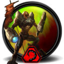 128x128px size png icon of Command Conquer 3 KanesWrath new 2