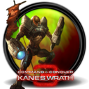 128x128px size png icon of Command Conquer 3 KanesWrath new 4