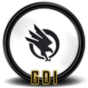 128x128px size png icon of Command Conquer 3 TW new GDI 6