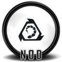 128x128px size png icon of Command Conquer 3 TW new NOD 3
