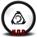 128x128px size png icon of Command Conquer 3 TW new NOD 4