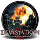 128x128px size png icon of Devastation 2