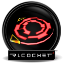 128x128px size png icon of Half Life Ricochet 1