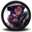128x128px size png icon of Operation Flashpoint 8
