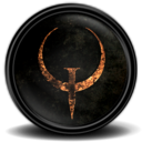 128x128px size png icon of Quake 1