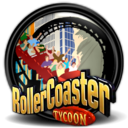 128x128px size png icon of Roller Coaster Tycoon 1