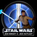 128x128px size png icon of Star Wars Jedi Knight 2 Jedi Outcast 1