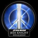 128x128px size png icon of StarWars Jedi Knight Academy 2