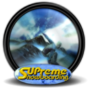 128x128px size png icon of Supreme Snowboarding 2