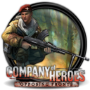128x128px size png icon of Company of Heroes Addon 4