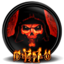 128x128px size png icon of Diablo II new 1