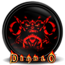 128x128px size png icon of Diablo new 1