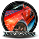 128x128px size png icon of Need for Speed Underground 1