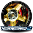128x128px size png icon of Need for Speed Underground2 3