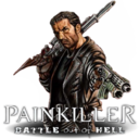 128x128px size png icon of Painkiller Battle out of Hell 1
