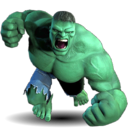 128x128px size png icon of The Incredible Hulk 2