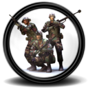 128x128px size png icon of Americas Army 4