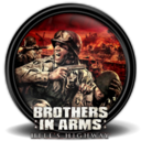 128x128px size png icon of Brothers in Arms Hells Highway new 4