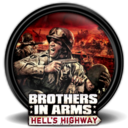 128x128px size png icon of Brothers in Arms Hells Highway new 5