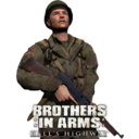 128x128px size png icon of Brothers in Arms Hells Highway new 7