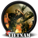 128x128px size png icon of Conflict Vietnam 2