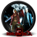 128x128px size png icon of Devil May Cry 3 1