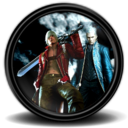 128x128px size png icon of Devil May Cry 3 3