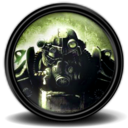 128x128px size png icon of Fallout 3 new 2