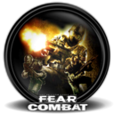 128x128px size png icon of Fear Combat new 3