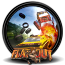 128x128px size png icon of Flatout 1