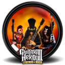128x128px size png icon of Guitar Hero III 2