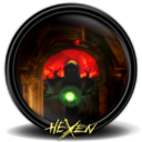128x128px size png icon of Hexen 1
