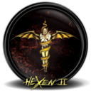 128x128px size png icon of Hexen II 1