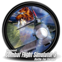 128x128px size png icon of Microsoft Combat Flight Simulator 3 1