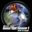 128x128px size png icon of Microsoft Combat Flight Simulator 3 1
