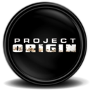128x128px size png icon of Project Origin 7