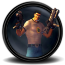 Serious Sam 2 3 Icon
