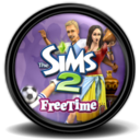 128x128px size png icon of The Sims 2 FreeTime 1