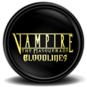 128x128px size png icon of Vampire The Masquerade Bloodlines 3