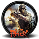 128x128px size png icon of War Rock 1