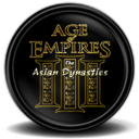 128x128px size png icon of Age of Empires The Asian Dynasties 3