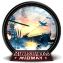 128x128px size png icon of Battlestations Midway 1