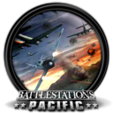 128x128px size png icon of Battlestations Pacific 1