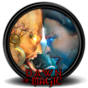 128x128px size png icon of Dawn of Magic 1