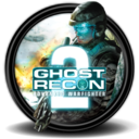 128x128px size png icon of Ghost Recon Advanced Warfighter 2 new 1
