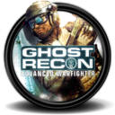 128x128px size png icon of Ghost Recon Advanced Warfighter new 1