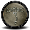 128x128px size png icon of Gothic 3 2