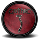 128x128px size png icon of Gothic 3 3